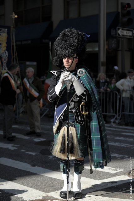 250th Annual New York City St. Patrick's Day Parade