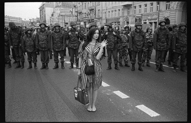 Moscow, September 2012. (Igor Mukhin)