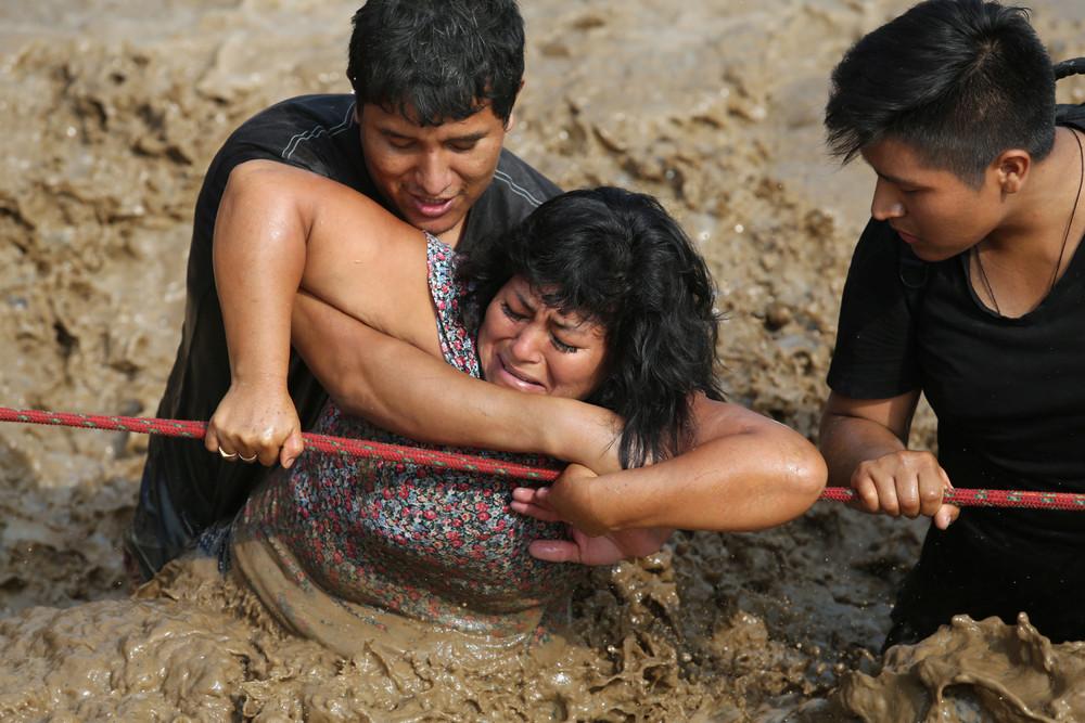 Flooding in Peru
