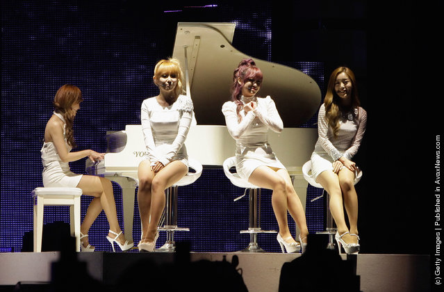 South Korean girl group Secret
