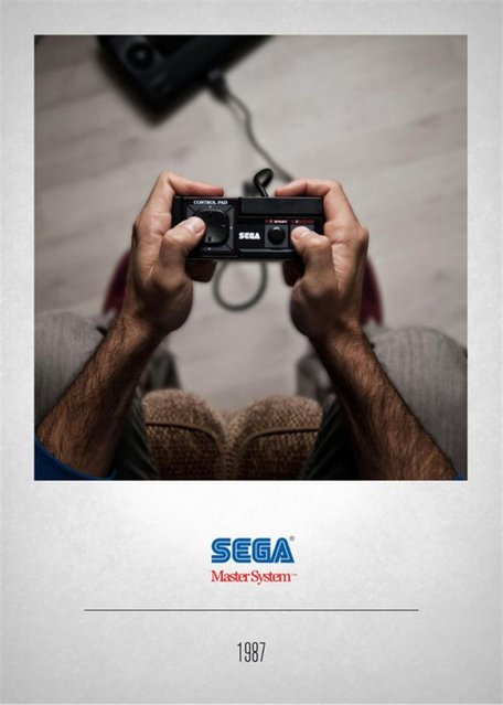 The Evolution Of Video Game Controllers By Javier Laspiur