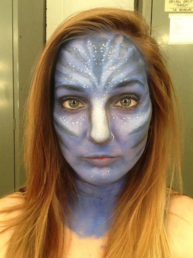 Face Painting иy Elsa Rhae