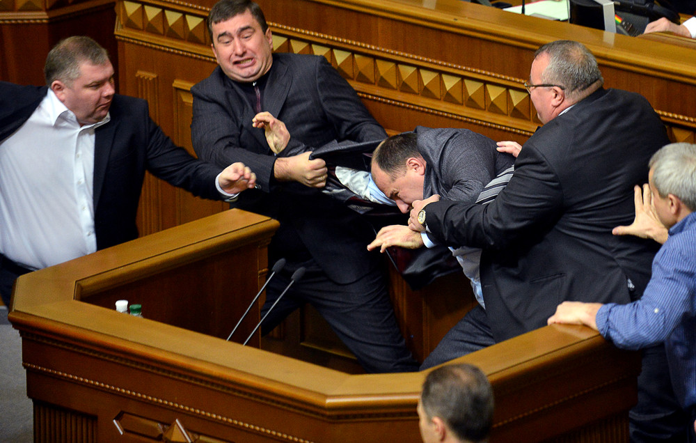 Ukrainian Politics