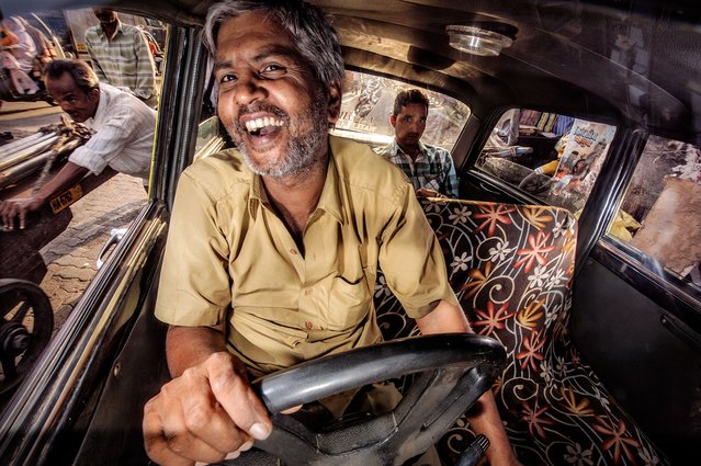 Road Wallah by Photographer Dougie Wallace