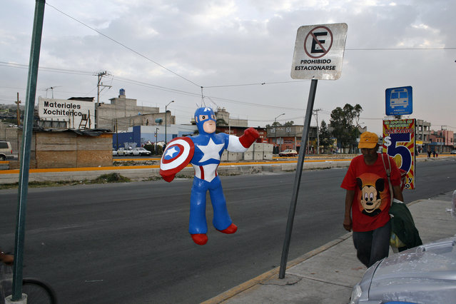 """Barrio Jicareros, Chimalhuacán, ME, MX"". (Fermìn Guzmàn)"