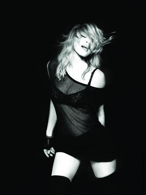 Madonna by Mert Alas and Marcus Piggott