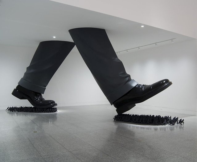 Amazing Sculptures by Korean Artist Do-Ho Suh