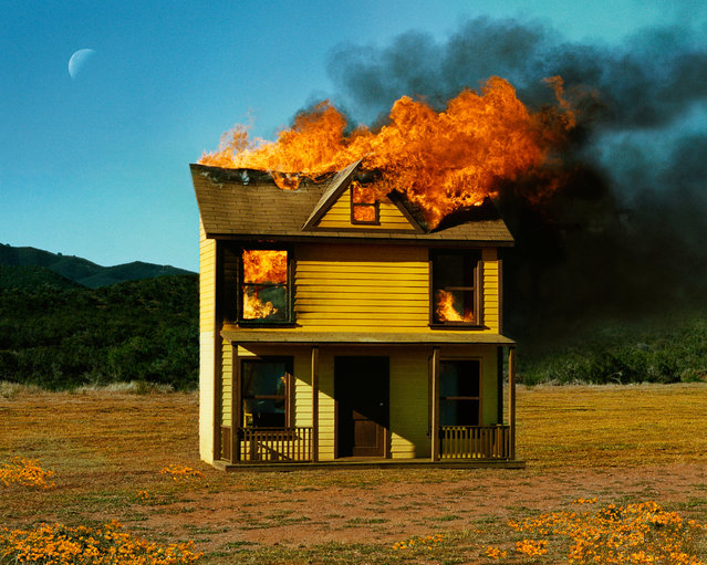 4:01 pm, Sun Valley, from the series Compulsion, 2012. (Photo by Alex Prager Studio/Lehmann Maupin Gallery)