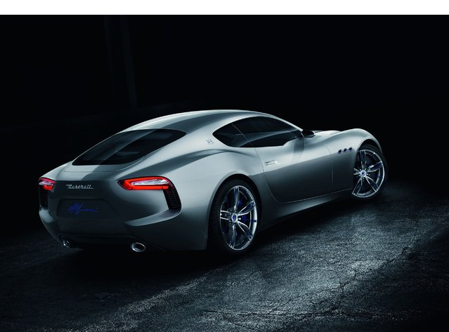 Maserati Alfieri Concept at Geneva www.maserati.com.  (Photo by RNewsFoto/Maserati North America, Inc.)