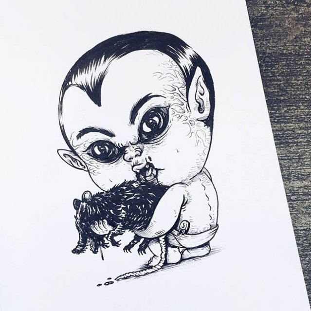 Alex Solis By Baby Terrors