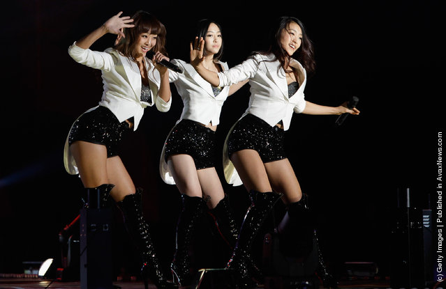 South Korean girl group SISTAR