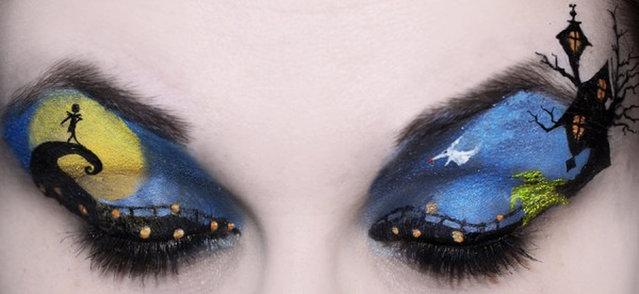 Wizard of Oz Eyes