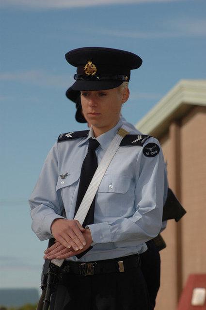 Military Woman Patr1