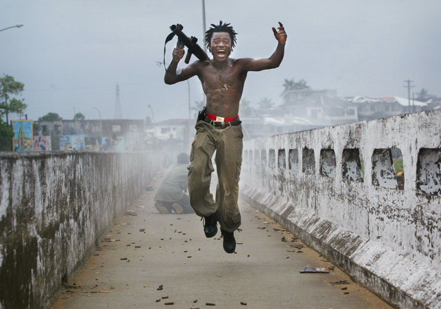 Chris Hondros Retrospective Part1
