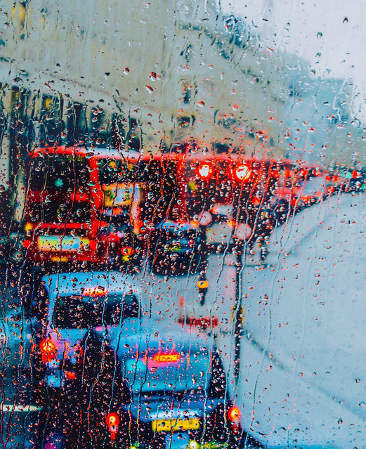 """Regent Street. """"Best bus ride ever"""". #NoFilter shortlist. (Photo by @andresson.photography)"""