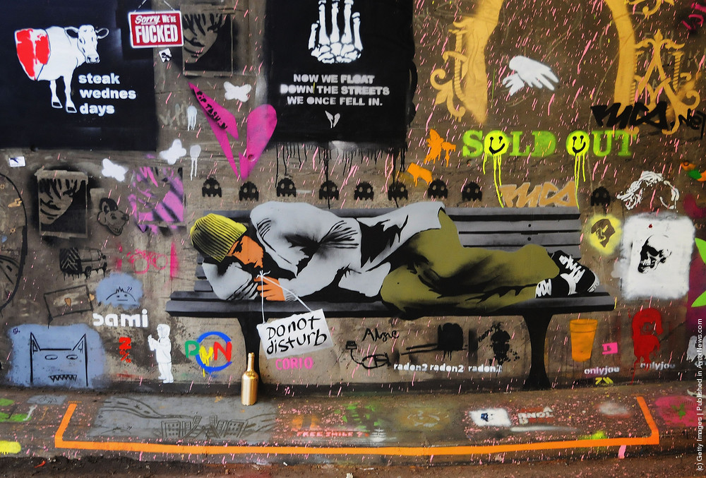 Simply: Graffiti. Part III
