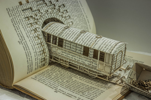 Derailing My Train of Thought By Thomas Wightman
