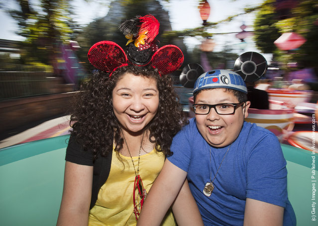 Modern Family actor Rico Rodriguez and his sister Raini Rodriguez