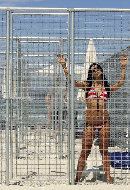 Bondi Beach Art Installation By Gregor Schneider