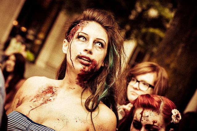 Vancouver Zombie Walk 2012