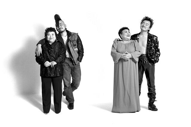 Funny Family Photo By Bruce Osborn