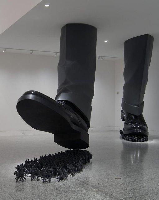 Amazing Sculptures by Korean Artist Do-Ho Suh