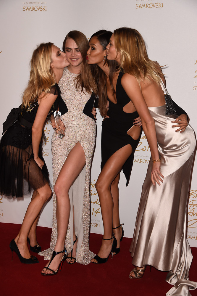 2014 British Fashion Awards