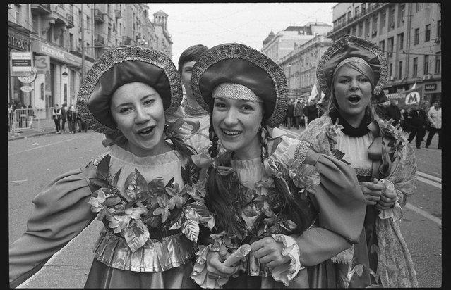 Moscow, May 1, 2013. (Igor Mukhin)