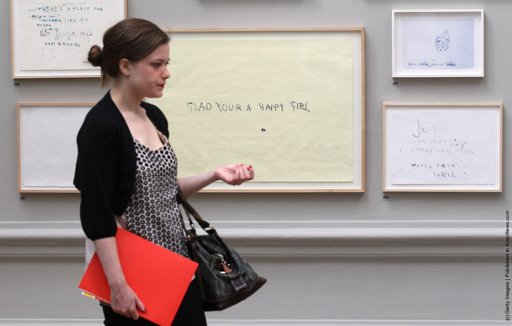The Royal Academy Opens Its Doors To The Annual Summer Exhibition