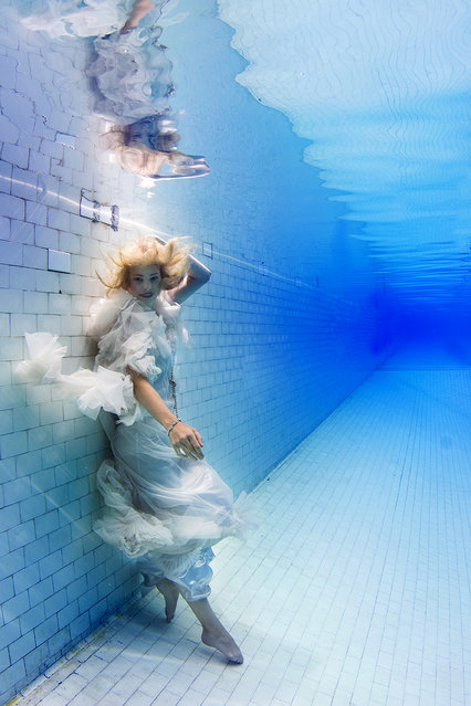 Underwater with Photographer Caelum Mero