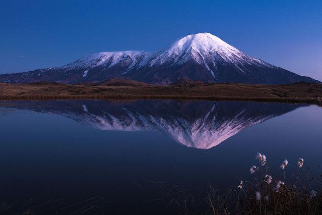 The stunning Kamchatka Peninsula, Russia. (Photo by Vladimir Voychuk/Caters News)
