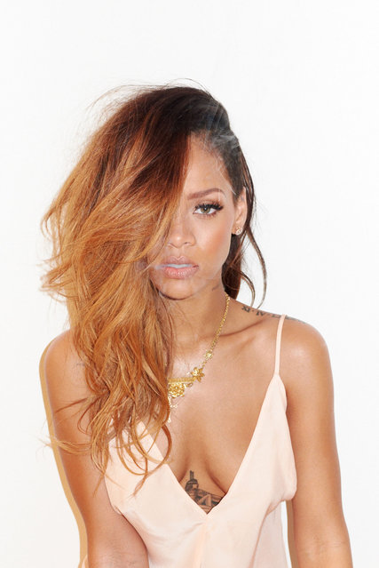 Rihanna in Rolling Stone Magazine, February 2013 Issue, by Terry Richardson