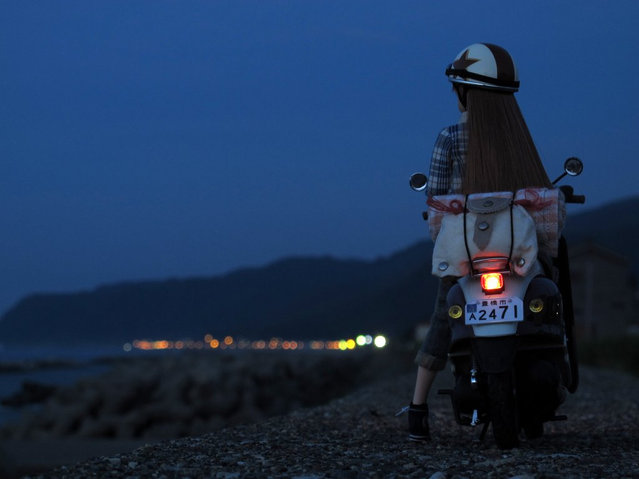 """Going home"". (Mikeyan Tamano)"