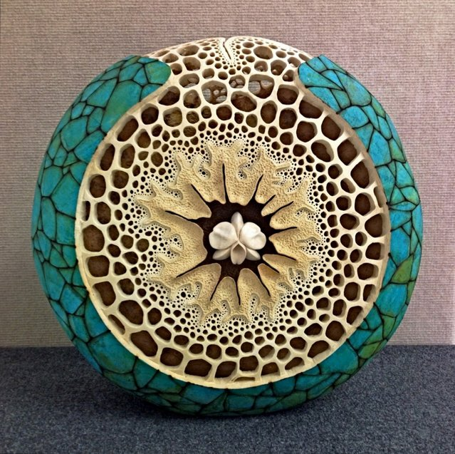 The Wood Art Of Mark Doolittle