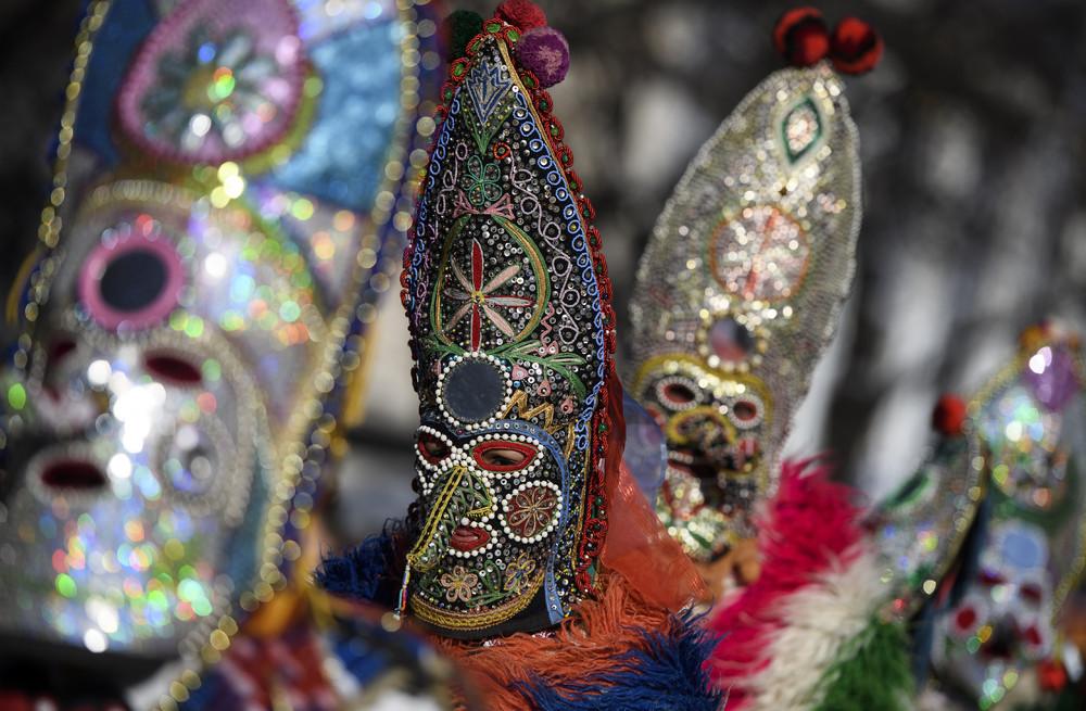 "The 28th International Festival of Masquerade Game: ""Surva 2019"""