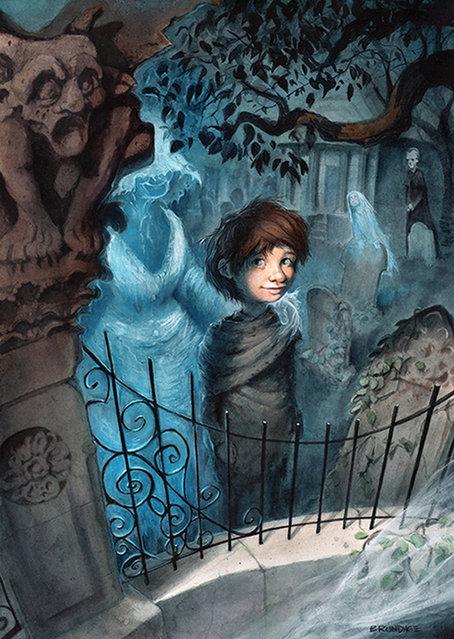 Illustrator Scott Brundage