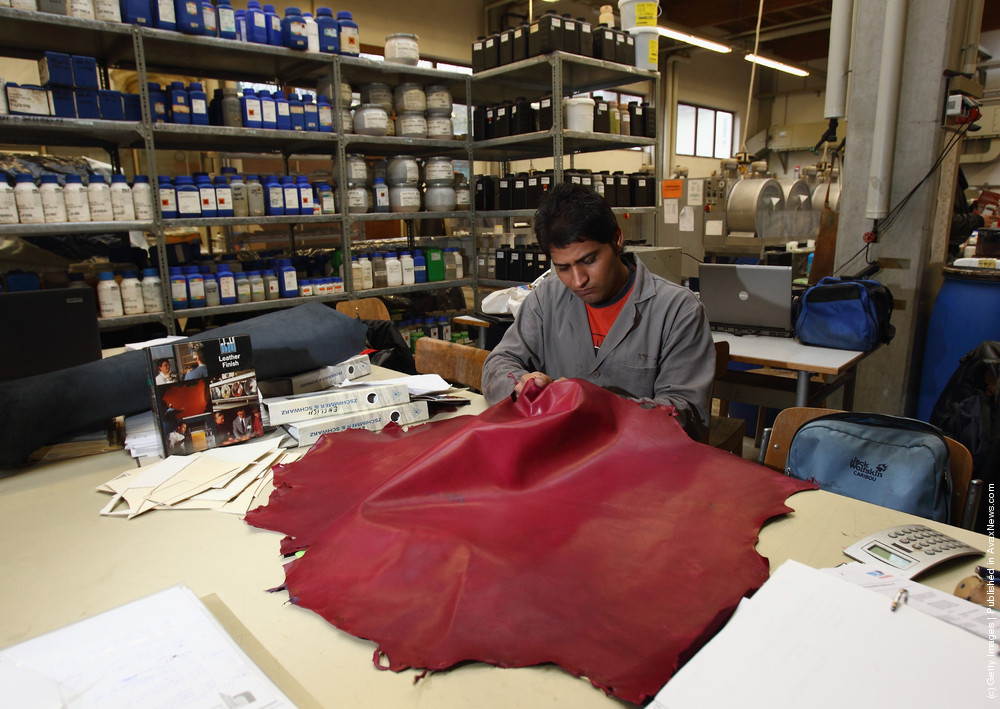 Tannery School Uses Hi-Tech To Ensure Survival