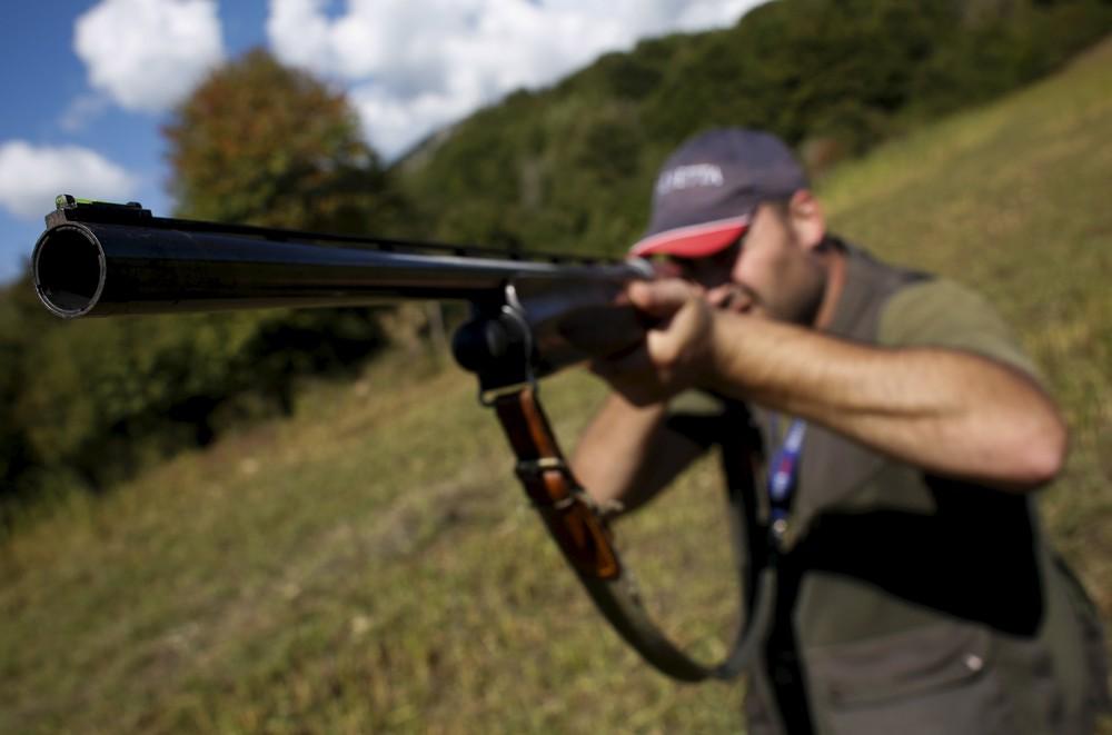 Italy Hunting Season