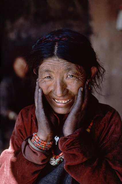 Tibet, China. (Photo by Steve McCurry)