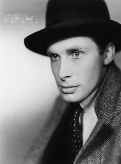 Writer and actor Sir Basil Bartlett, 17th June 1931. (Photo by Sasha/Getty Images)