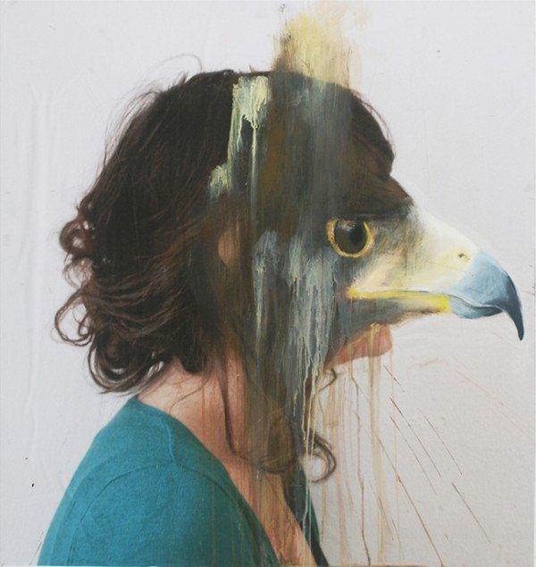 Charlotte Caron Portraits