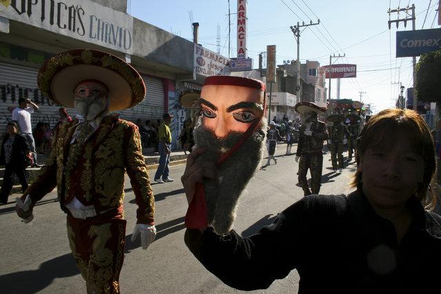 """Karnaval d chimal 2013"". (Fermìn Guzmàn)"