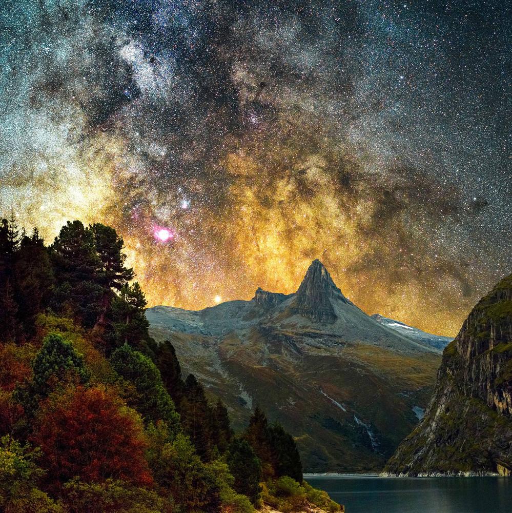 Amazing Galaxy