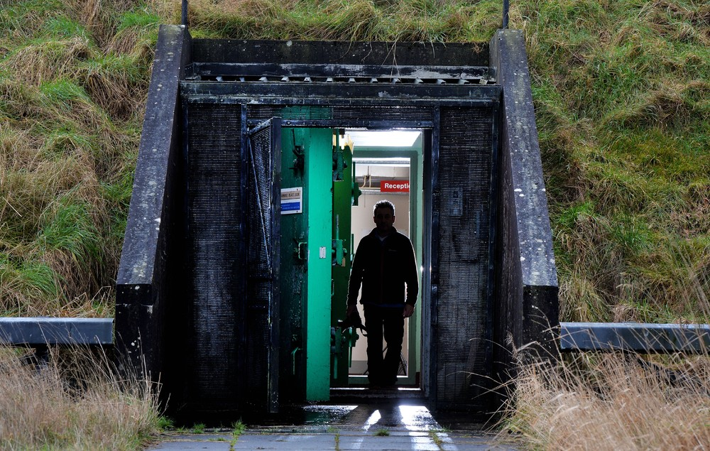 Northern Ireland Sells Nuclear Bunker