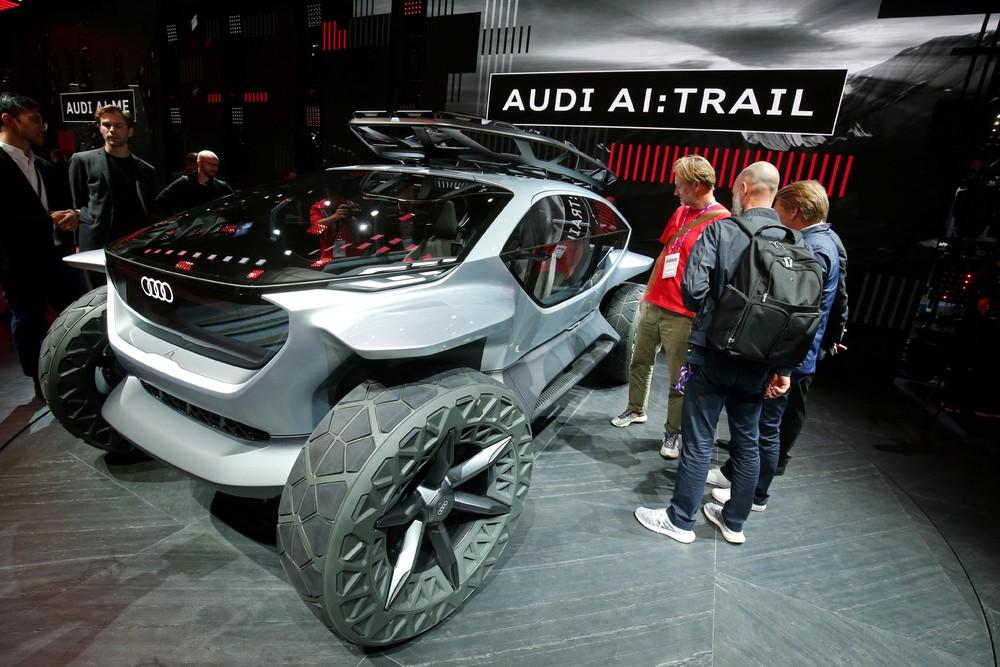 Frankfurt Auto Show 2019