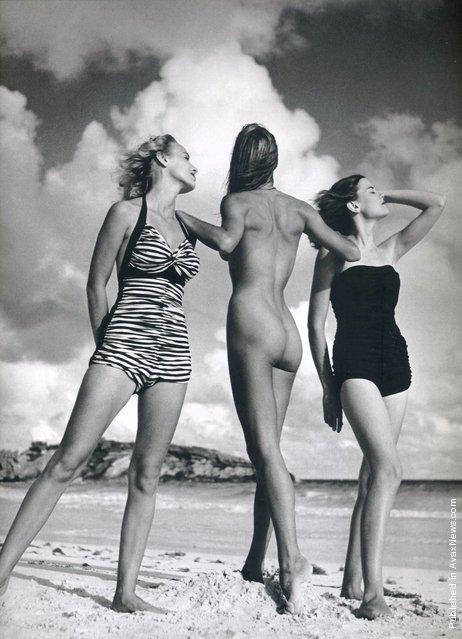 Bermuda, 1946. Photo by Philippe Halsman