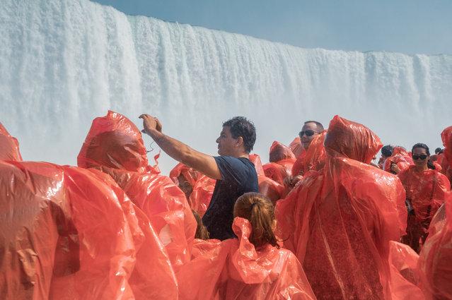 Niagara Falls. Travel shortlist. (Photo by @leedslassie)