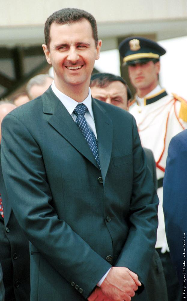 Personal Portrait: Bashar Al Assad