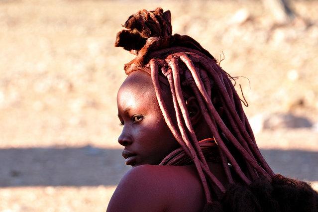 Himba Beauty Girl. Photo by Cristiano P.
