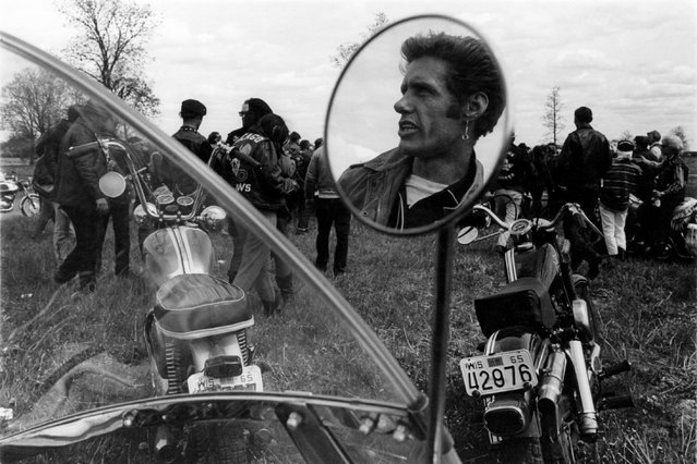 Cal, Elkhorn, Wisconsin, 1966. (Photo by Danny Lyon/Magnum Photos/Courtesy of Etherton Gallery, Tucson)